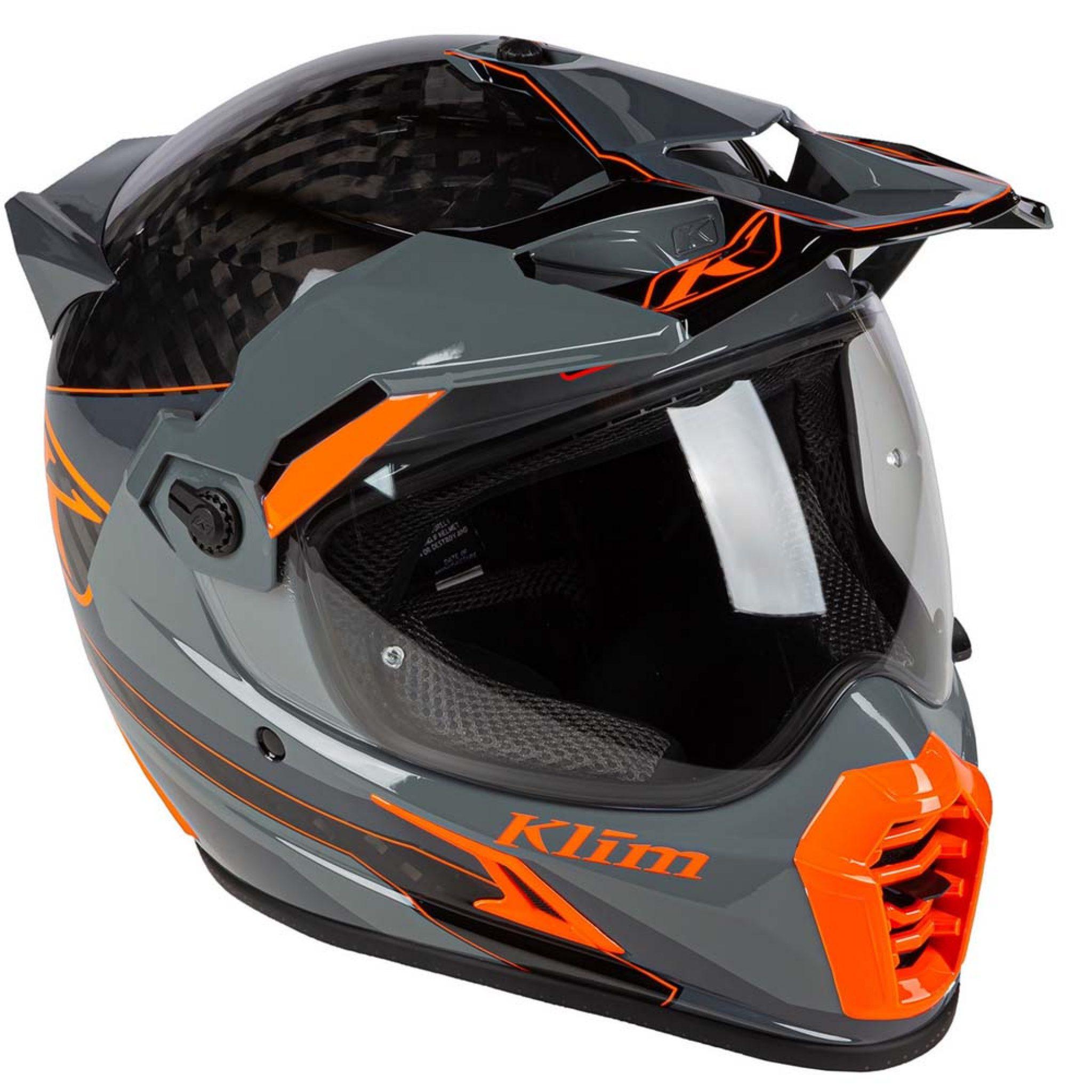Kaski dual-sport - Motorecenzje