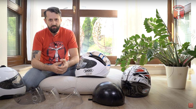 marketing kasków motocyklowych