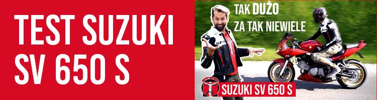 banner suzuki sv 650 s