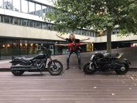 Dwa światy – Harley vs Agusta