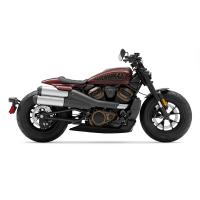 Harley Davidson Sporter S – niezależny test [film]