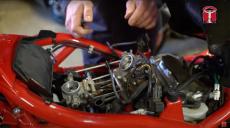 Synchronizacja przepustnic w motocyklu – film