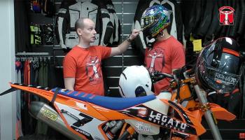 Dlaczego nie działa wentylacja w kasku motocyklowym?