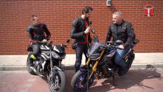 Triumph Street Triple RS VS Yamaha MT-09