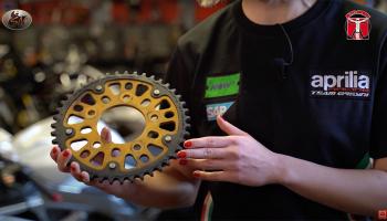 Łańcuch motocyklowy i zębatki – kompendium wiedzy [film]